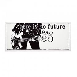 Serigrafía There is no future