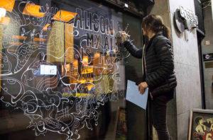 Pintura Mural Murales Elennon cristal costello