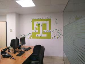 Pintura Mural Murales Elennon color