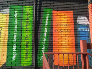 Pintura Mural Elennon color fachada